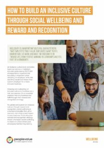 How to build an inclusive culture through social wellbeing and reward and recognition_Page_1