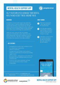 Mental Health Support App - Everymind
